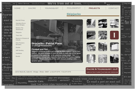 Dacre & Youngquist Website
